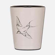 Swallow Shot Glass