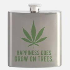 weedLeafHappiness2 Flask
