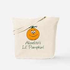 Abuelitos Little Pumpkin Tote Bag