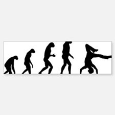 evolutionbreak Sticker (Bumper)
