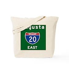Augusta 20 Tote Bag