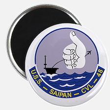CVL-48 A USS SAIPAN Multi-Purpose Light Air Magnet
