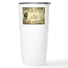 V Shug Event Banner2 Travel Coffee Mug