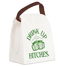drinkup3 Canvas Lunch Bag