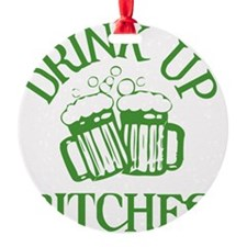 drinkup3 Ornament