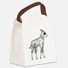 Okapi Walking Canvas Lunch Bag