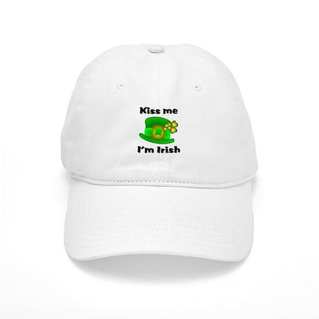 Kiss Me I'm Irish Hat Cap