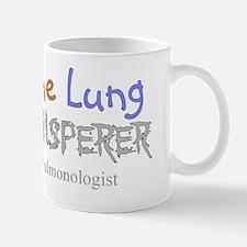 The lung whisperer Mug