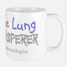 The lung whisperer Small Small Mug