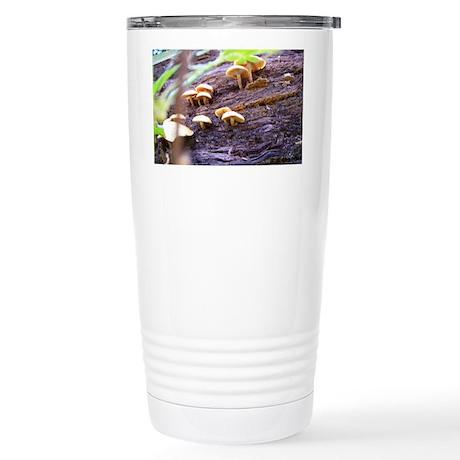 Fungi Stainless Steel Travel Mug
