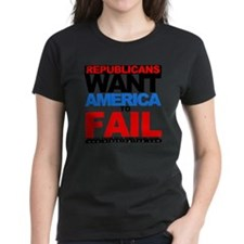 GOP-WANTS-FAIL-Tee2 Tee
