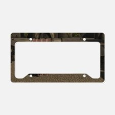 The Family - Marketplace Meet License Plate Holder