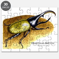 Hercules Beetle Puzzle