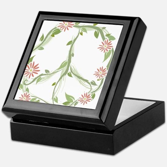 GreenPeace Keepsake Box