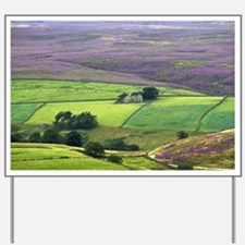 North Yorkshire Moors Yard Sign