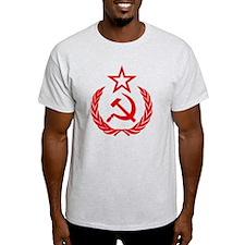 hammer sickle red T-Shirt