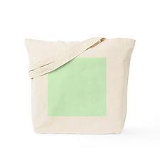 Tea Green D0F0C0 Tote Bag