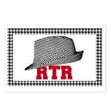 rtr hat Postcards (Package of 8)