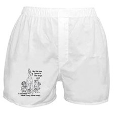 Gone2thedogs2 Boxer Shorts