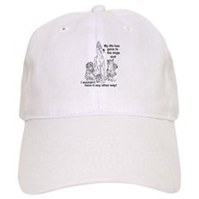 Gone2thedogs2 Baseball Cap