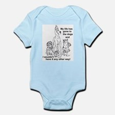 Gone2thedogs2 Infant Bodysuit