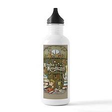 KendraLibrary_sticker Water Bottle