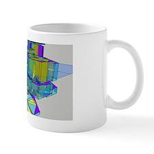 Hexagon Building Mug