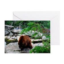 bearmouse8 Greeting Card