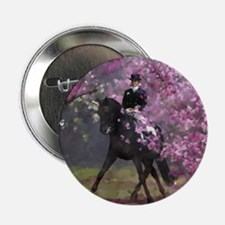 "dressage horse 8x11 2.25"" Button"