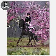 dressage horse 8x11 Puzzle