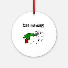 Humbug Round Ornament