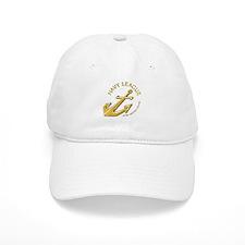Navy League Baseball Cap