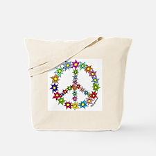 TWS Peace Sign 2011 001 Tote Bag