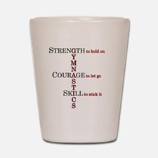 gymstrength Shot Glass
