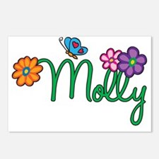 Molly Postcards (Package of 8)