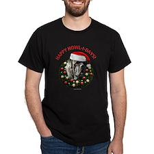 happy-howlidays-brindle-apparel T-Shirt