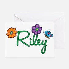 Riley Greeting Card