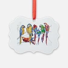 Beautiful Loros Ornament