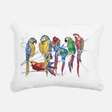 Beautiful Loros Rectangular Canvas Pillow