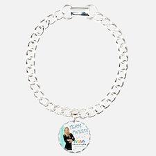 Tweed Number 1 Pick Bracelet