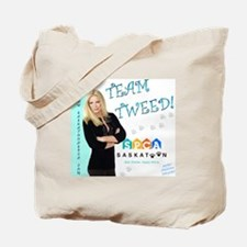 Tweed Number 1 Pick Tote Bag