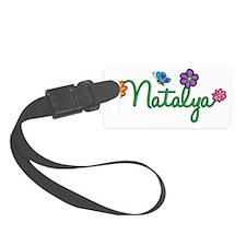 Natalya Luggage Tag