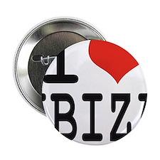 "I love Ibiza 2.25"" Button"