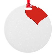 i love ibiza Ornament