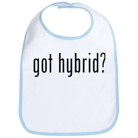 got hybrid? Bib