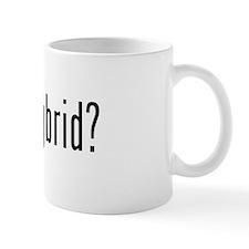 got hybrid? Mug