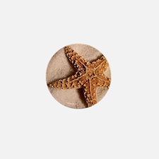 star fish 2 Mini Button