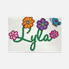 Lyla Rectangle Magnet