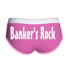banker33 Women's Boy Brief