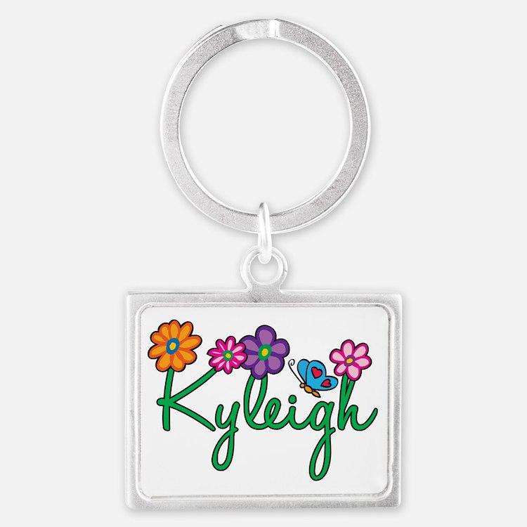 Kyleigh Landscape Keychain